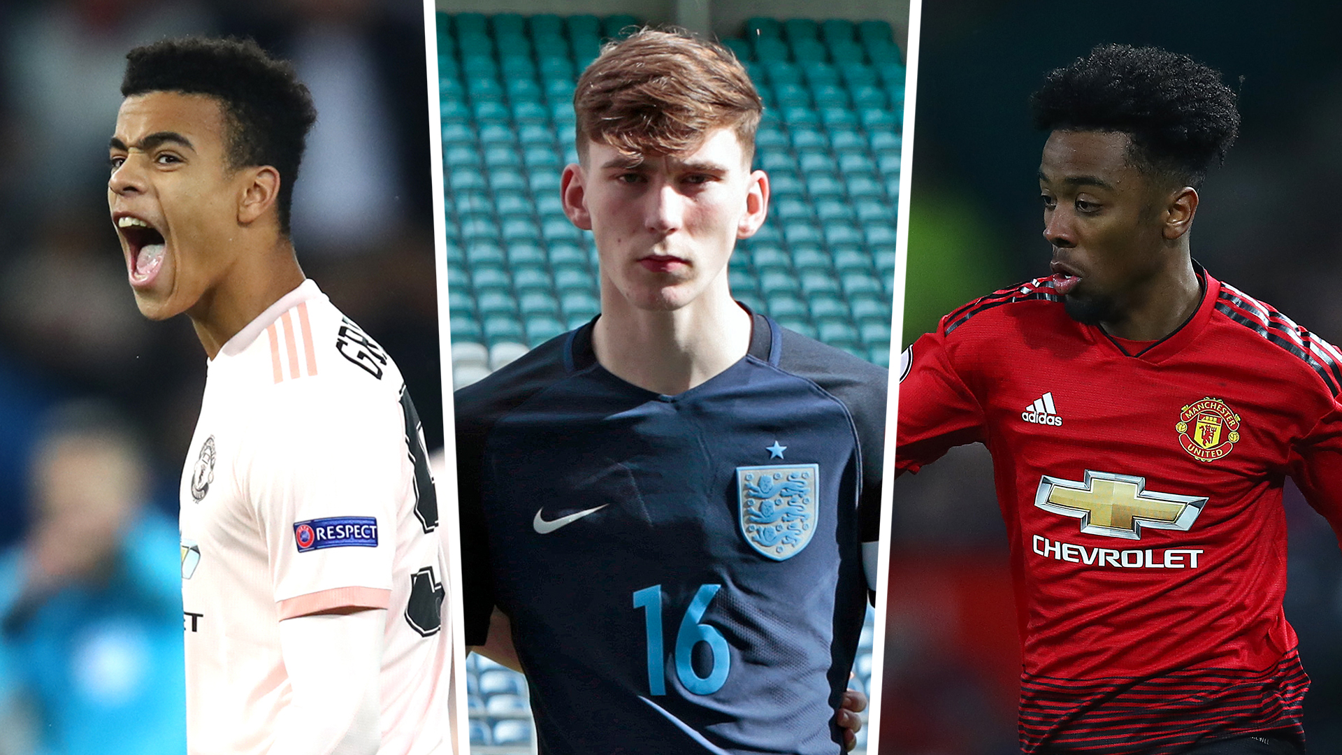 Who Are The Best Young Players At Manchester United Top 10 Teens For The Red Devils Goal Com