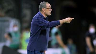 Maurizio Sarri Cagliari vs Juventus 07.29.2020