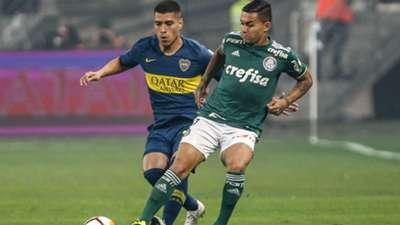 Olaza Dudu Palmeiras Boca Copa Libertadores 31102018