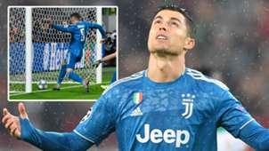 Aaron Ramsey Cristiano Ronaldo