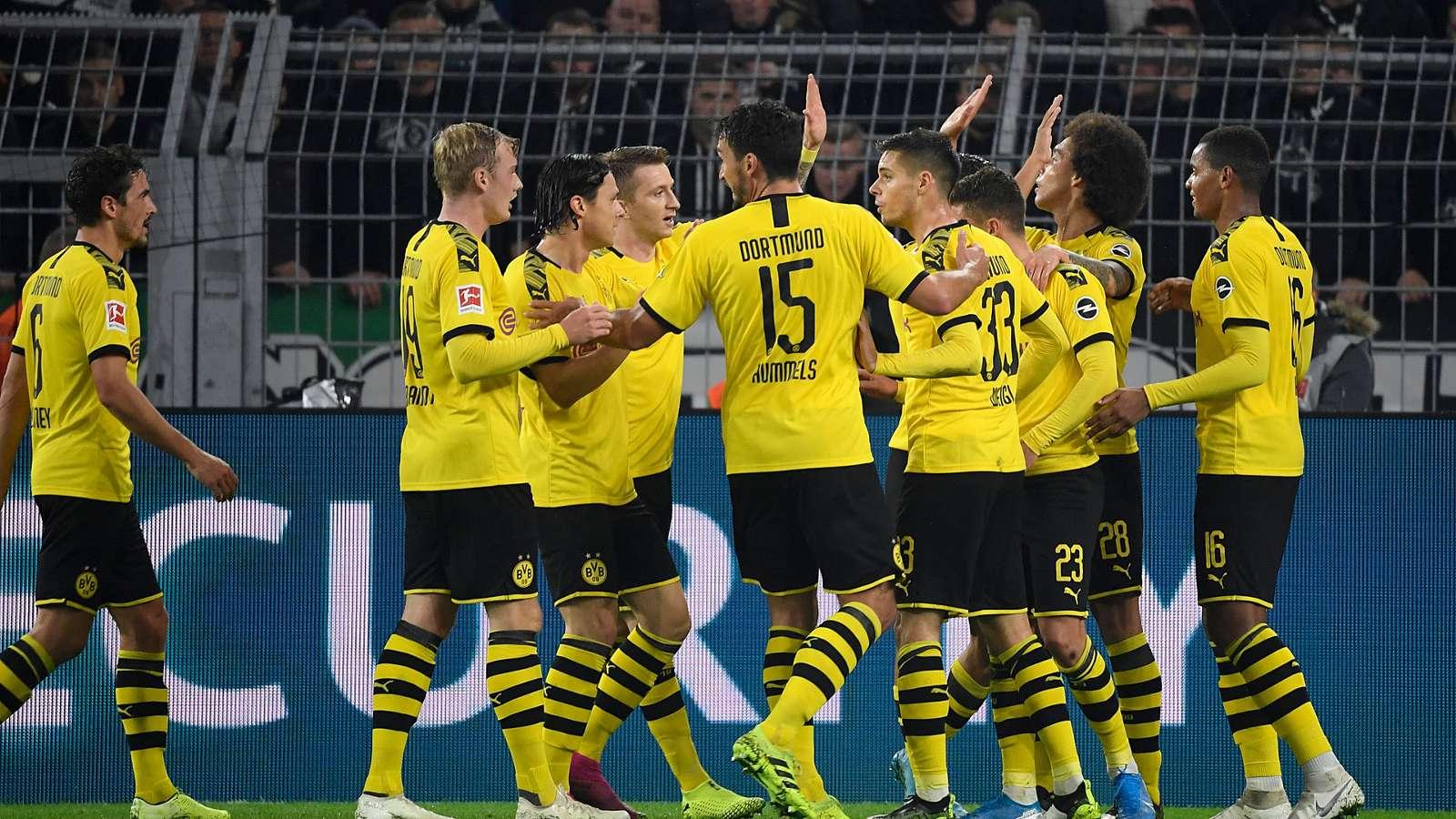 Anstoß Dortmund Heute