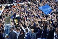 Bordeaux supporters