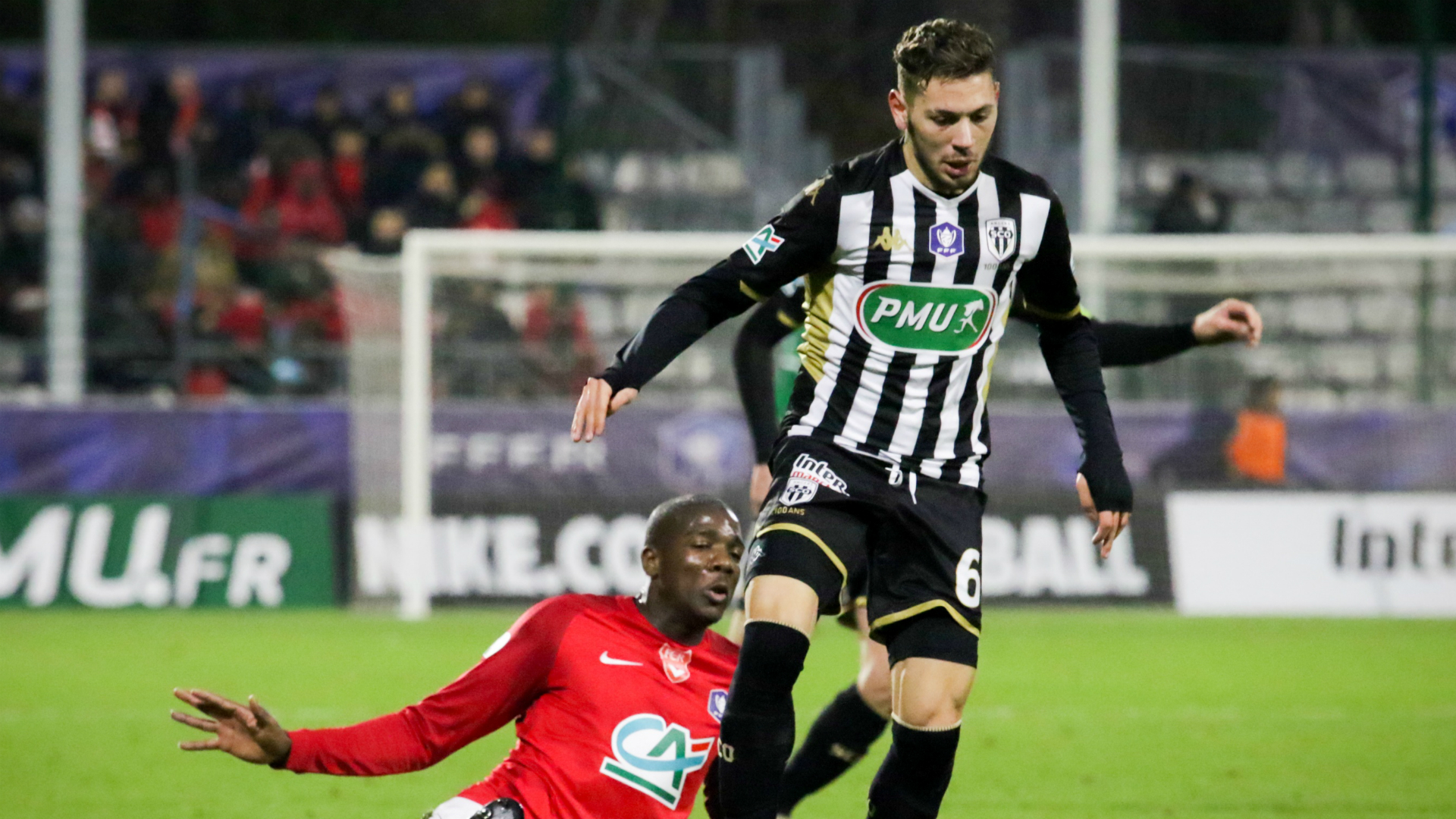 'No one can tolerate this act' – Angers striker El Melali apologises for public masturbation