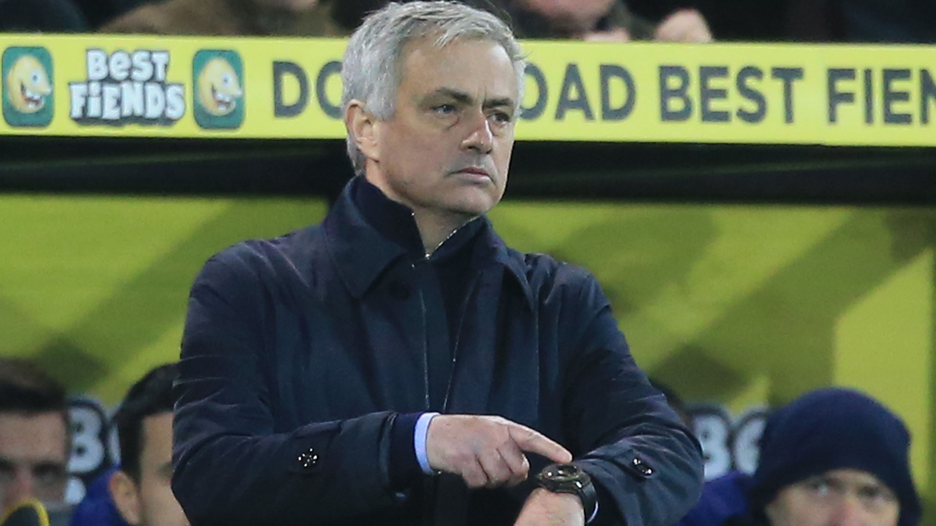Mourinho unhappy with media as he denies claims he wanted delay to Premier League restart