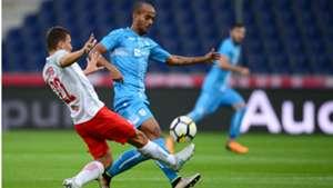Stefan Lainer Heber dos Santos Salzburg Rijeka Champions League