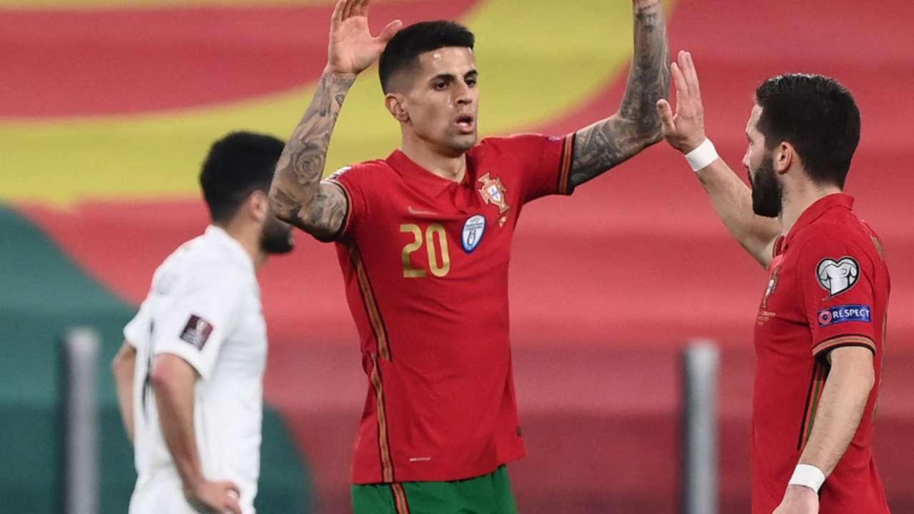 Euro 2020 Top 100 Joao Cancelo