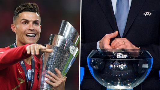 UEFA Nations League draw: England get Belgium, holders Portugal to play World Cup finalists France & Croatia | Goal.com