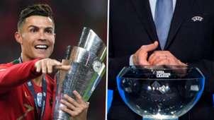 Cristiano Ronaldo, UEFA Nations League draw