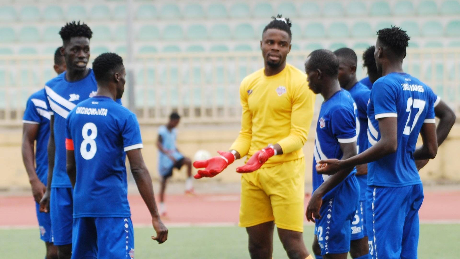 Caf Confederation Cup: Beniangba propels Bayelsa United past CS Sfaxien