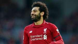 Mohamed Salah Liverpool vs Bournemouth Premier League 2018-19
