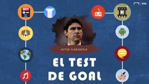 Goal Test Aitor Karanka