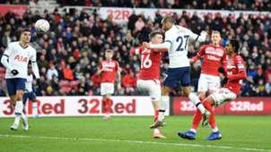 Lucas Moura Middlesbrough Tottenham FA Cup