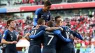 Kylian Mbappe France Peru World Cup 2018 21062018