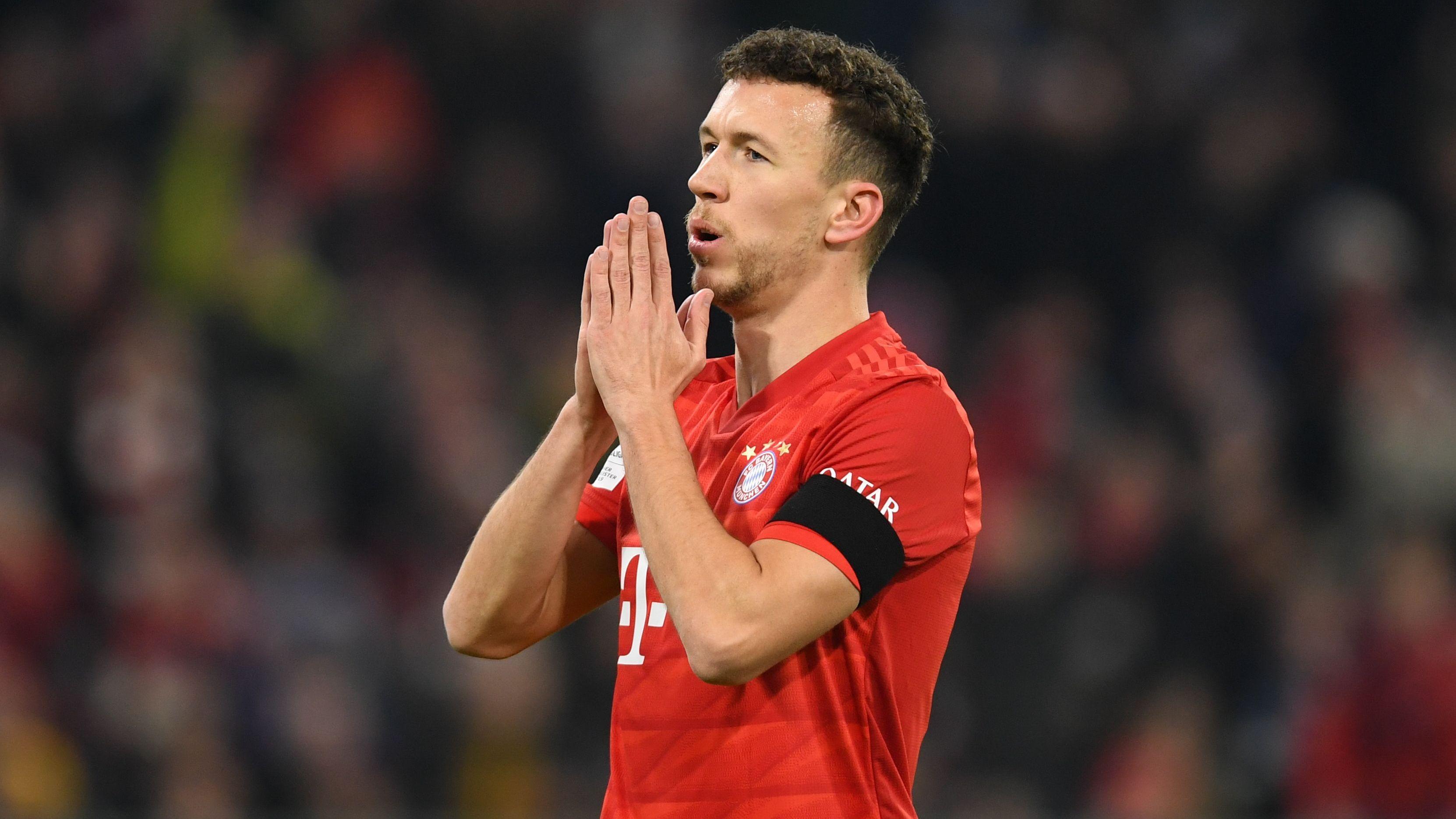 Tegola Bayern, infortunio per Perisic: frattura alla caviglia