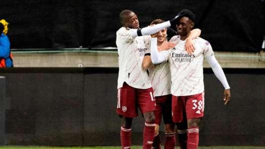 Balogun 'wants to stay' at Arsenal, declares Arteta | Goal.com