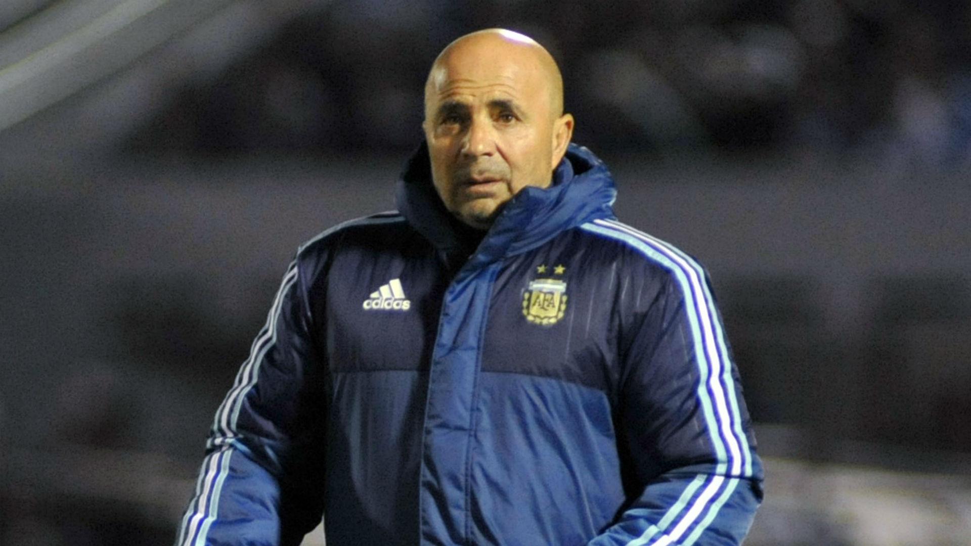 Jorge Sampaoli Argentina World Cup qualifying
