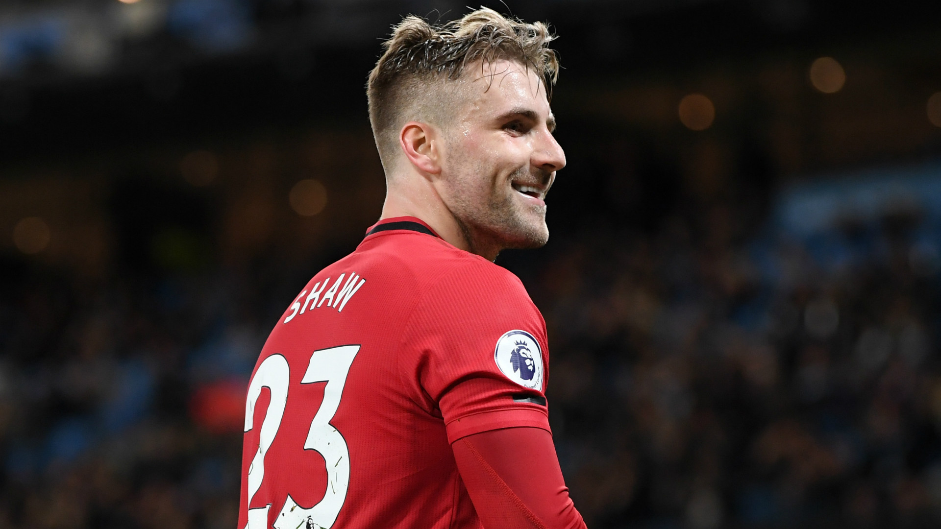 'Shaw can be one of the Premier League's best left-backs' - Solskjaer vouches for Man Utd star after Young sale