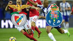 Benfica Porto 15042018