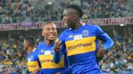 Lehlohonolo Majoro and Sibusiso Masina - Cape Town City