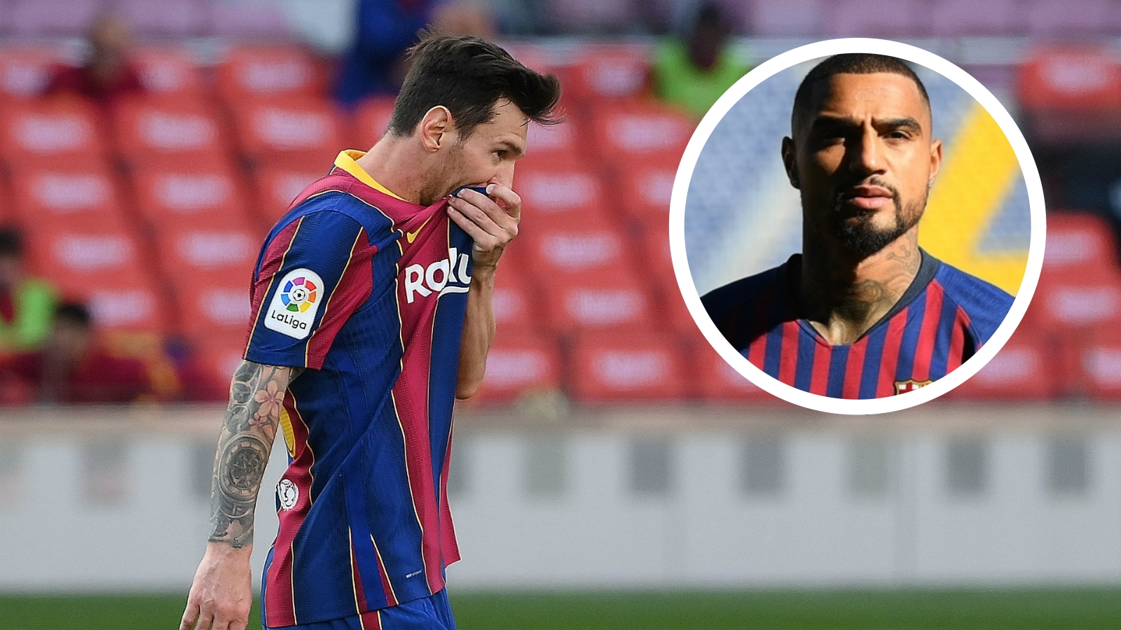 'Messi made me want to quit football!' - Ronaldo is great but Barcelona star is 'something else,' says Boateng