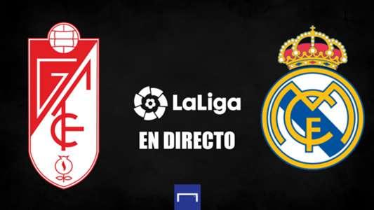 Granada vs. Real Madrid en directo: resultado, alineaciones, polémicas, reacciones y ruedas de prensa | Goal.com