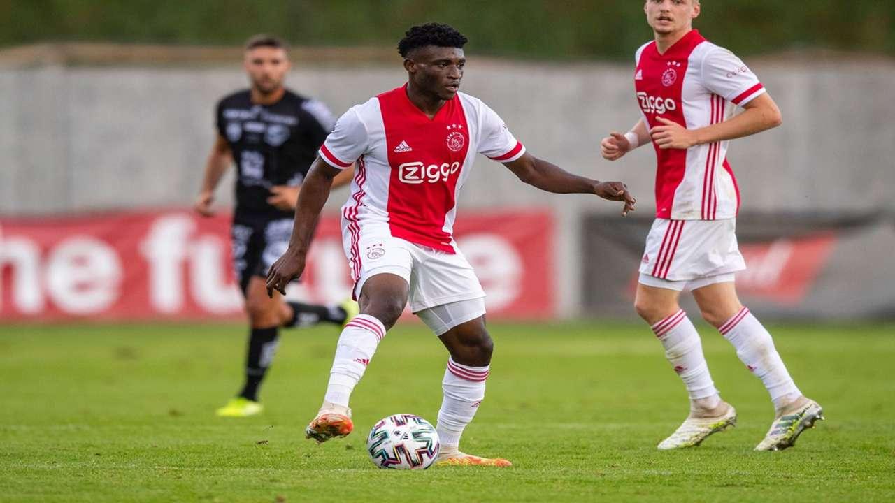 Mohammed Kudus Ajax 2020-21
