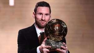 Lionel Messi, Ballon d'Or