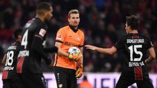 Lukas Hradecky Bayer Leverkusen 2019-20