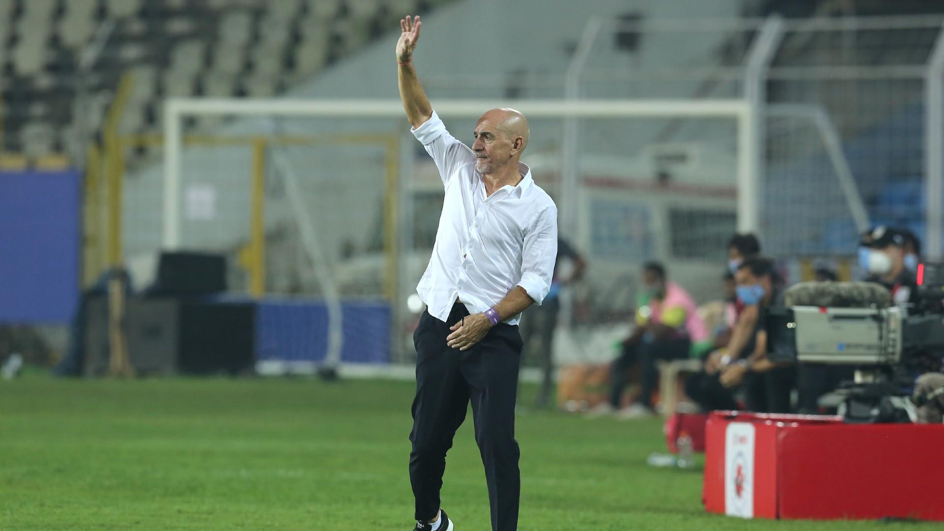 'Unfair footbal!' - Antonio Habas unhappy with Mumbai City's goal following defeat