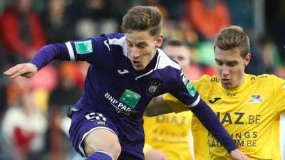Yari Verschaeren Anderlecht 2019-20