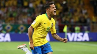 Philippe Coutinho Philippe Coutinho Brazil Switzerland World Cup 2018