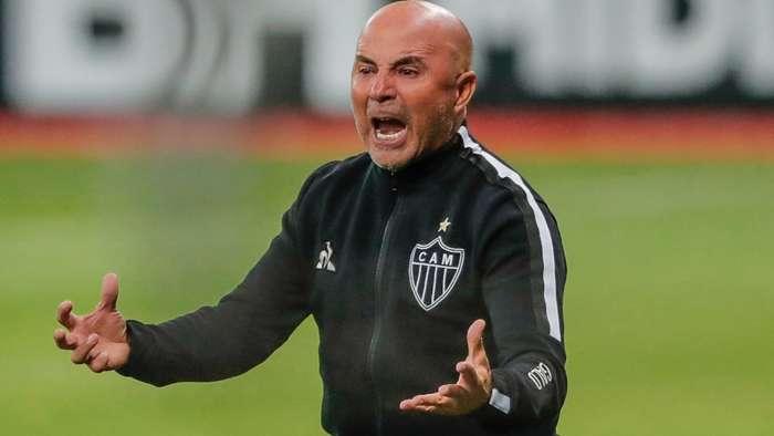 Jorge Sampaoli Atlético Mineiro 30 08 2020