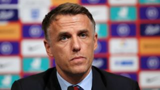 Phil Neville England