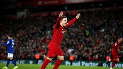 Xherdan Shaqiri Liverpool 2019-20