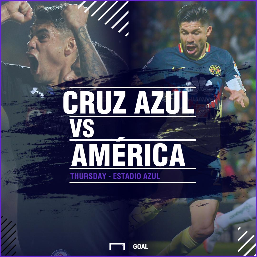 GFX Cruz Azul America