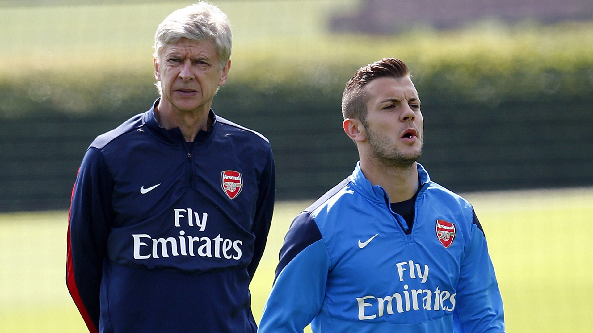 'We disagreed a few times' - Wilshere says Wenger didn't play him in preferred position at Arsenal