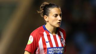 Aurelie Kaci Atletico Madrid 2019
