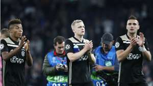 Donny van de Beek, Tottenham - Ajax, 04302019