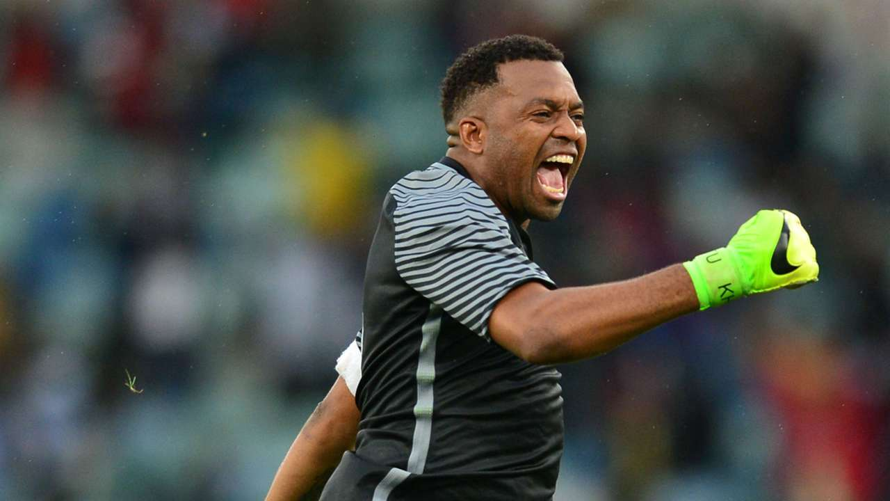 Itumeleng Khune Bafana Bafana