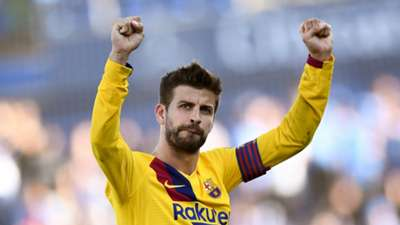 Gerard Pique Barcelona 09282019