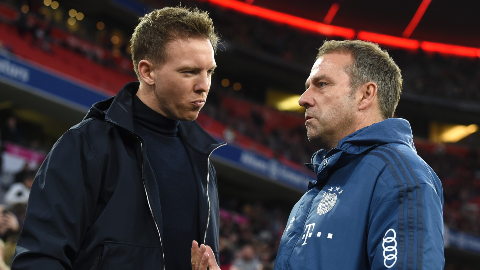 'I am very grateful' - Nagelsmann reveals 'valuable' chats with Bayern predecessor Flick