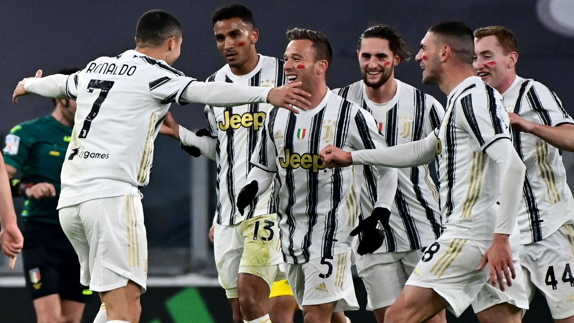 Laporan Pertandingan Juventus Vs Cagliari Goal Com