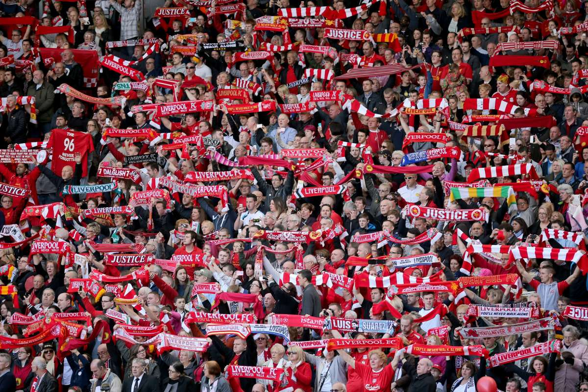 Ynwa How You Ll Never Walk Alone Became A Liverpool Fc Anthem