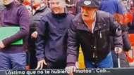 Marcelino, insultado en Vallecas.