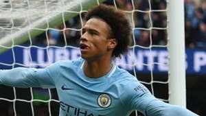Leroy Sane Manchester City 2017