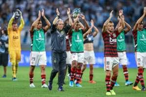 Flamengo de Jesus vê individualidade dançar em sincronia com o conjunto