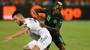 Henry Onyekuru - Algeria vs Nigeria