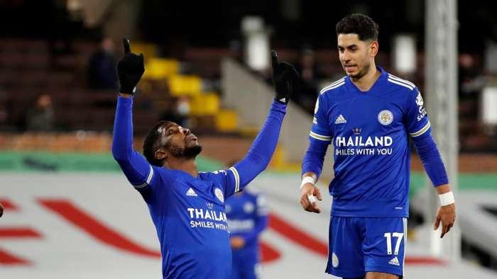 Ayoze Perez, Kelechi Iheanacho - Leicester City