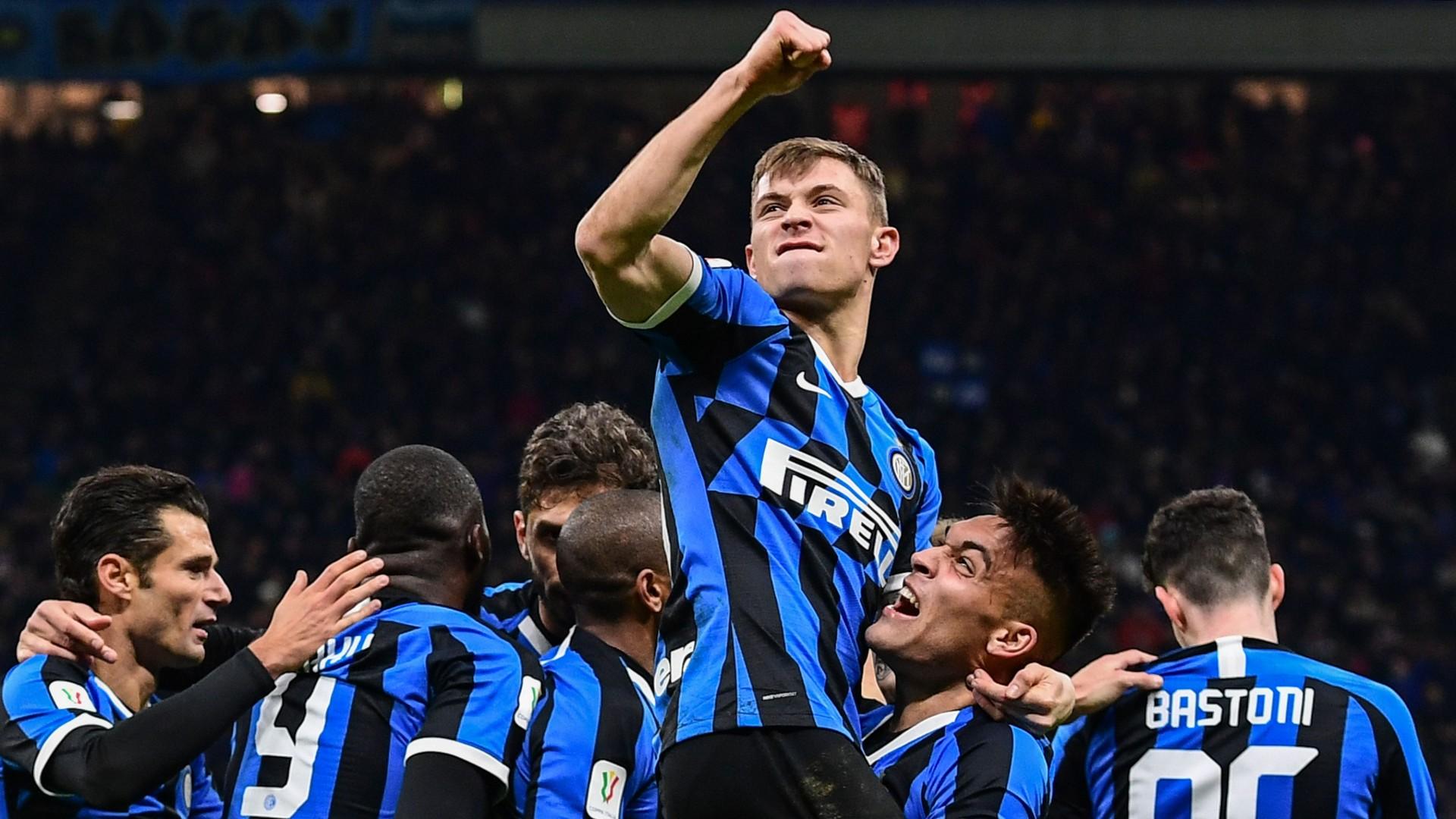 Coupe d'Italie: l'Inter Milan dernier invité dans le carré final