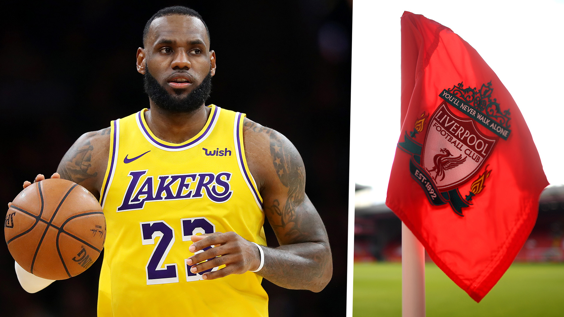 LeBron James and Liverpool: LA Lakers star Premier League investment explained